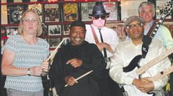 Henry Street Blues Band